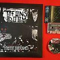 Tyfon's Doom vinyl + demo tape Tape / Vinyl / CD / Recording etc
