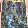 Blind Guardian Nightfall in middle earth posterflag