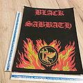 Black Sabbath Backpatch
