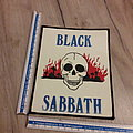 Black Sabbath Backpatch #2