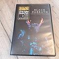 Black Sabbath - Cross purposes live VHS + CD Tape / Vinyl / CD / Recording etc