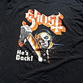 Ghost He´s back limited webstore edition