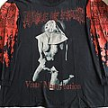 Cradle Of Filth - TShirt or Longsleeve - Cradle of Filth - Vestal Masturbation