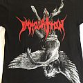 Immolation - This is Not An Image Christ Denied TShirt or Longsleeve