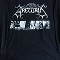 Arcturus - Fall / Rise Tour Black Longsleeve
