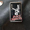 Mob Rules Tour Badge Pin / Badge