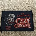 Ultimate Sin Tour Patch