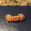 Riot Fire Down Under Badge Pin / Badge