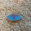 Saxon UK 1980 Tour badge Pin / Badge