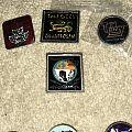 Thunder and Lightning Tour Badge Pin / Badge