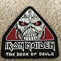 Book of Souls Tour Patch