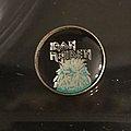 Iron Maiden - Pin / Badge - S/T Eddie badge