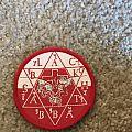 Logo Circle/Born Again Patch