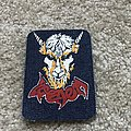 Devil on Denim Patch
