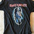Iron Maiden - TShirt or Longsleeve - Cyborg Eddie Poster shirt