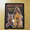 3 Eddies/Somewhere in Time printed patch
