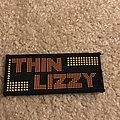 Thin Lizzy Logo Patch