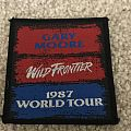 Wild Frontier Tour Patch