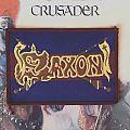 Crusader-era logo patch