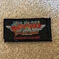 Power and the Glory Euro Tour Patch