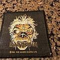 Iron Maiden - Patch - The Clairvoyant Eddie patch