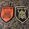 Manilla Road - Patch - Smiling Jack Shield patch