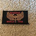 World tour patch