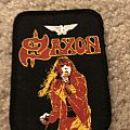 Biff Byford printed Patch