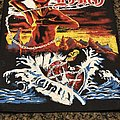 Holy Diver back patch