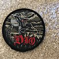Holy Diver circle Patch