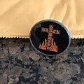 Black Sabbath - Pin / Badge - Cross logo prism badge