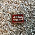 British Steel badge Pin / Badge