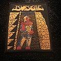 Budgie - Patch - Night Flight Tour 1981