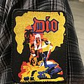 Dio - Patch - Warrior printed patch