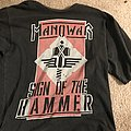 Sign of the Hammer shirt