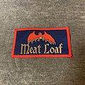 Meat Loaf - Patch - Bat mini strip