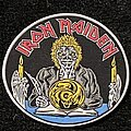 Iron Maiden - Patch - Clairvoyant Rubber patch