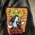 Dio - Patch - Dio Egypt printed patch