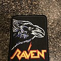 Raven - Patch - Architect of Fear patch