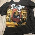 Savatage - TShirt or Longsleeve - 1990 Tour Shirt/Gutter Ballet