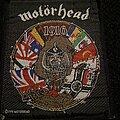 Motörhead - Patch - 1916 patch