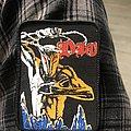 Dio - Patch - Holy Diver/ Murray printed patch