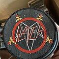 Slayer - Patch - Old Logo circle