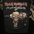 Iron Maiden - Patch - Can I Play With Madness BP