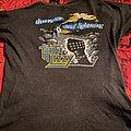 Thin Lizzy - TShirt or Longsleeve - Thunder and Lightning UK Tour Shirt