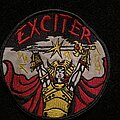 Exciter - Patch - Long Live the Loud circle