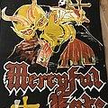 Mercyful Fate - Patch - Mercyful Fate Back Patch