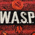 W.A.S.P. - Patch - W.A.S.P. logo