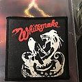 Whitesnake - Patch - Lovehunter patch