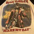 Iron Maiden - TShirt or Longsleeve - Make My Day